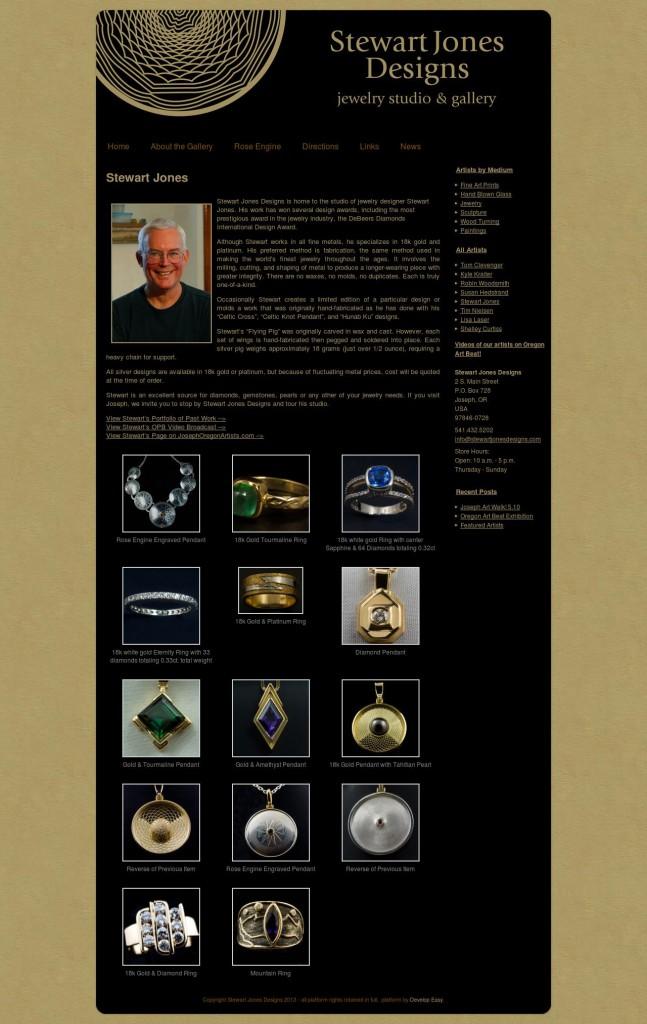 Stewart Jones Designs