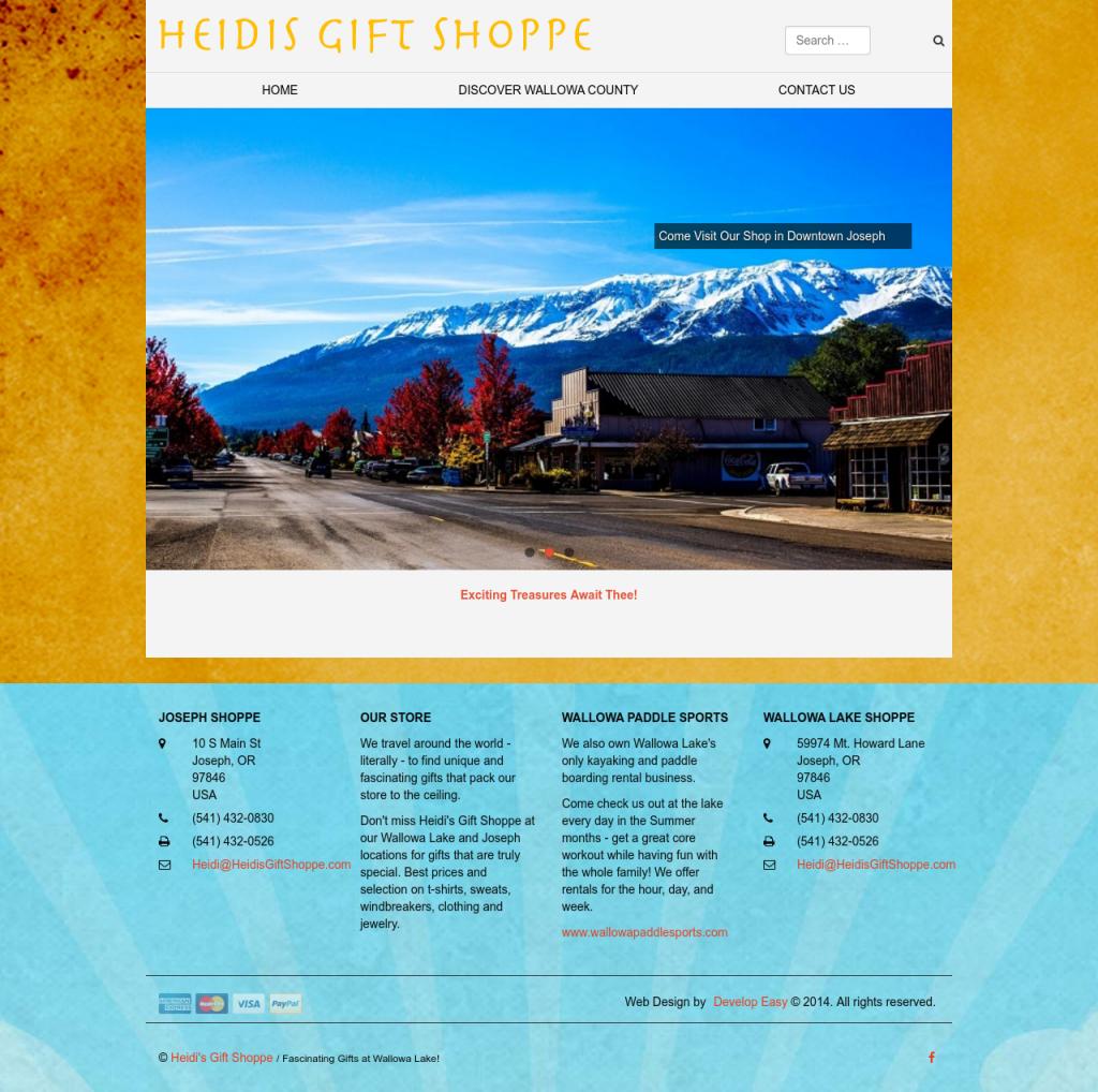 Heidi's Gift Shoppe